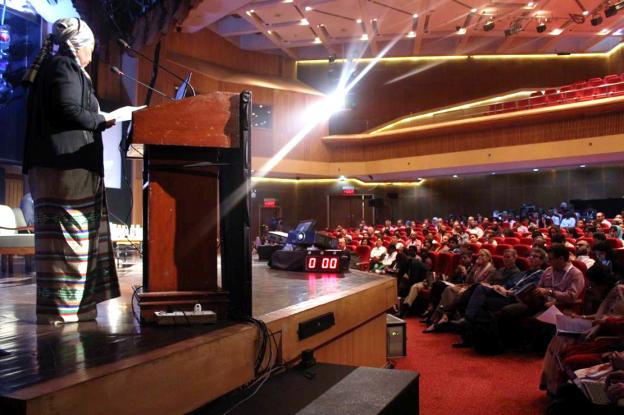 Speaker at the 2nd Global MenEngage Symposium in Dehli